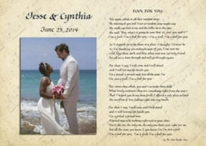 First anniversary song lyrics